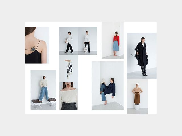 currentage 16aw cataloque